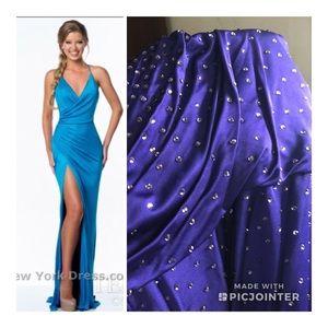 Terani Couture Elegant Embellished Long Dress 8